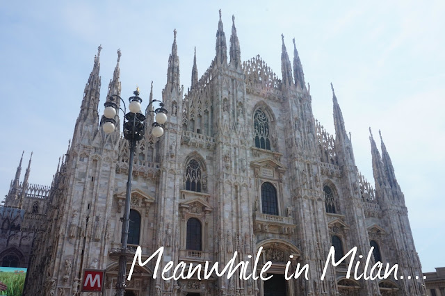 36 hours in Milan in photos