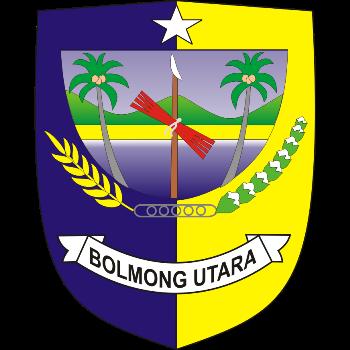 Logo Kabupaten Bolaang Mongondow Utara PNG