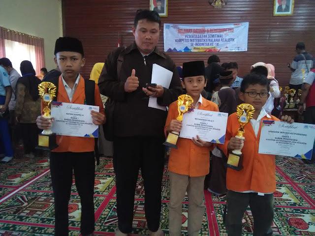 10 Siswa MIN 2 Kota Madiun Juara Penyisihan KMNR tingkat Kota dan Kabupaten Madiun