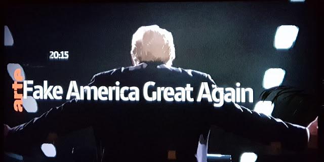 Bildergebnis für fake america great again
