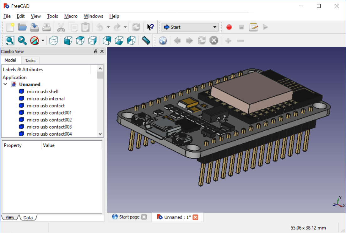DiscoverThat: FreeCAD 3D modelling