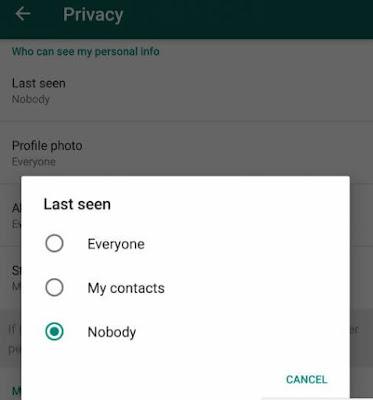 كيفيه الغاء جميع رسائل الواتس اب بشكل دائم  خطوه بخطوه  whatsapp update ؟