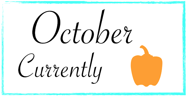 October Currently, a Giveaway and Bulletproof Coffee