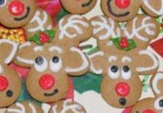 Frieda Loves Bread Festive Holiday Gingerbread Cookie Ideas