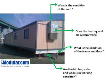 Sell your used modular office building or classroom quickly