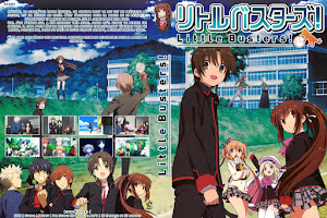 Little Busters! [26/26] - Mp4 - HD - Mega