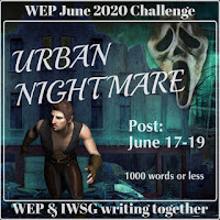 JOIN WEP FOR  JUNE 2020! OUR CHALLENGE, URBAN NIGHTMARE.