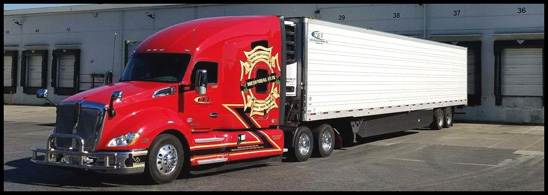 Certified Express, Inc. Kenworth T680