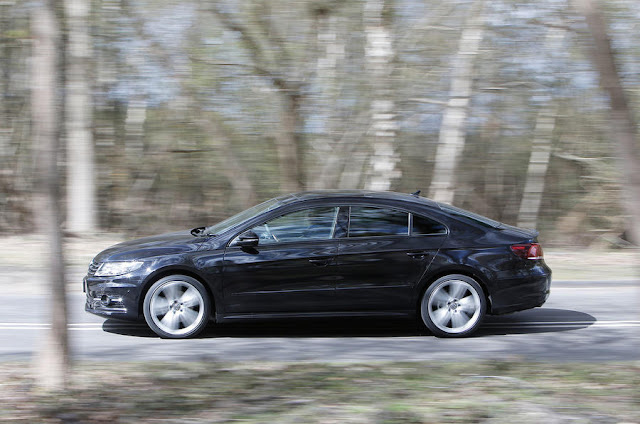 2016 Volkswagen CC Black Edition
