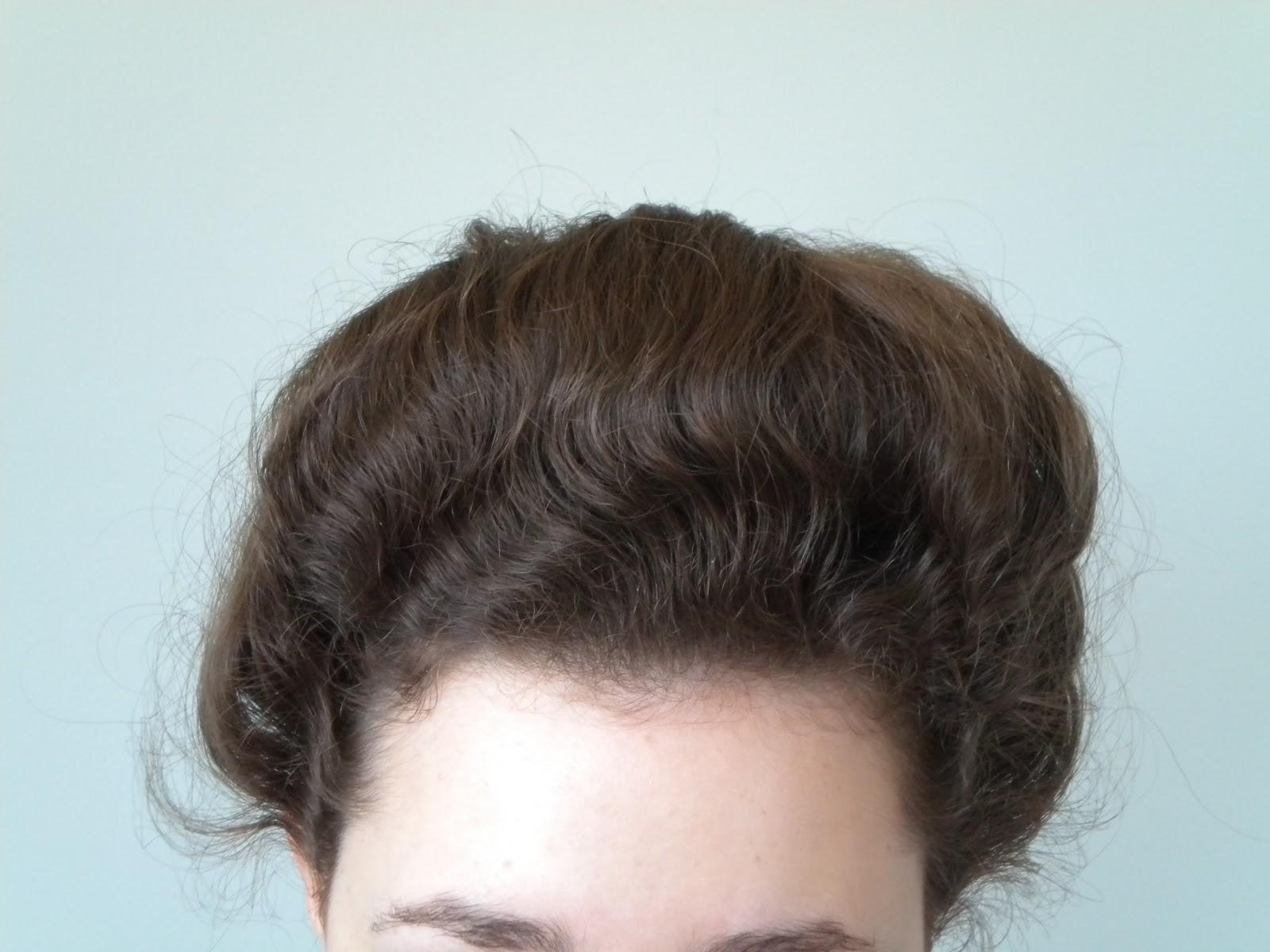 Hair Styles Classic Georgian Hairstyle