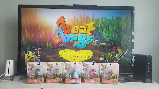 Beat Bugs and Hearts for Hearts Girl Dolls