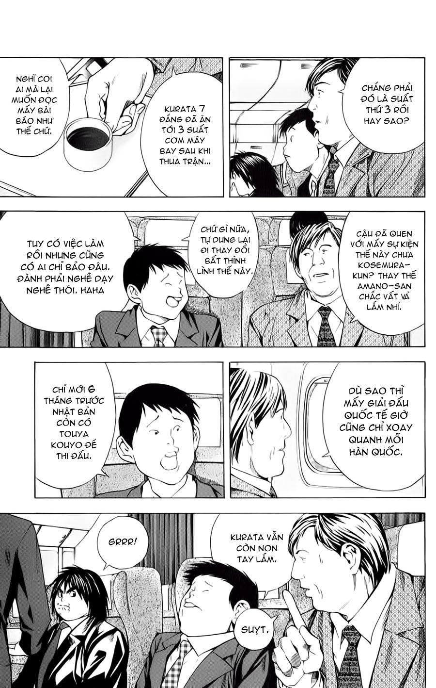 Hikaru No Go hikaru no go chap 150 trang 5