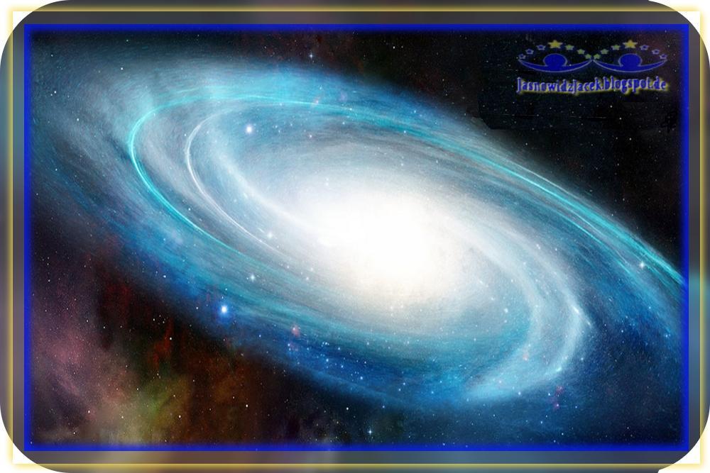 Piękno wszechświata - Przestrzeń Mgławica Spirala - DuchowyUzdrowiciel Berlin