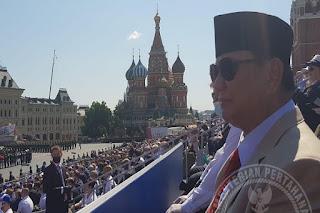 Menteri Pertahanan Indonesia