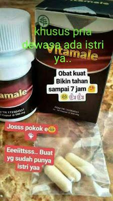 efek samping vitamale asli