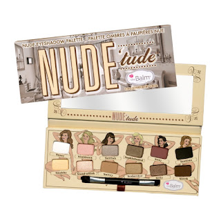 nude'tude the balm