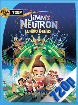 Jimmy Neutron (2001)HD [720P] Latino [GoogleDrive] DizonHD