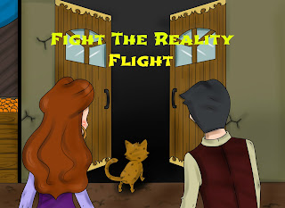 http://www.amazon.com/Fight-Reality-Flight-Pat-Hatt-ebook/dp/B019R893RQ