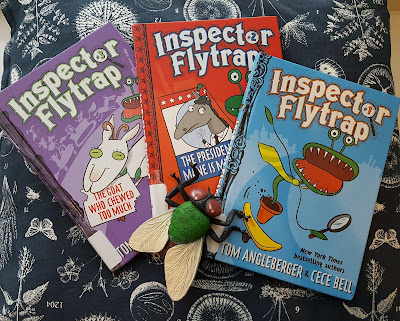 Thats What Shes Reading Series Review Inspector Flytrap By Tom
