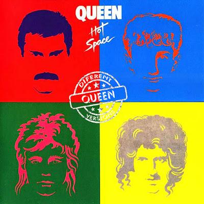 Queen - Hot Space (Versiones Diferentes)