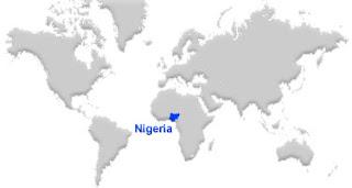 image: Nigeria location Map