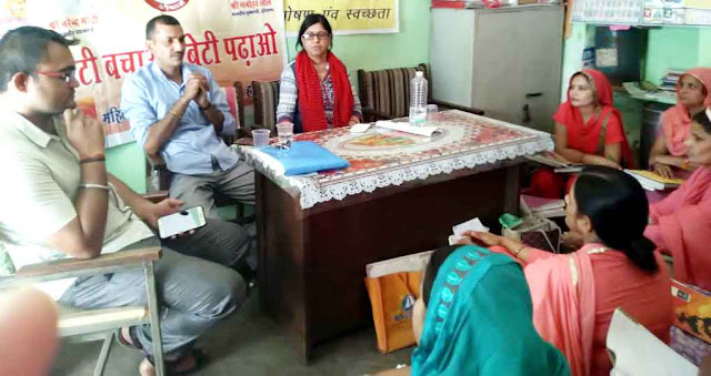 Conscious about Nutrition and Cleanliness in Faridabad