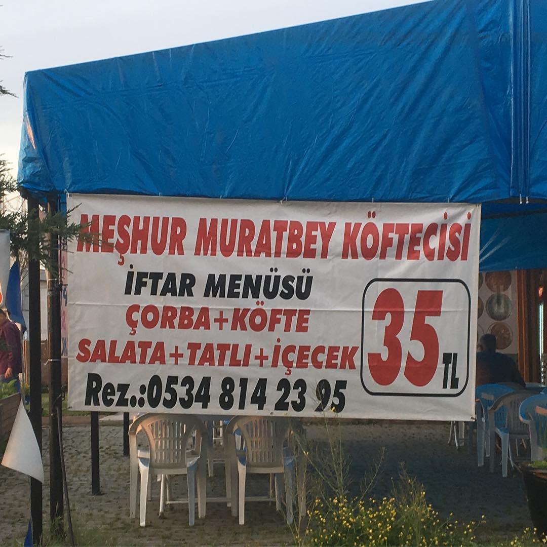 murat bey köftecisi istanbul sancaktepe iftar restaurant istanbul ramazan menüsü 2019