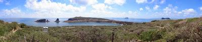 Islas Columbretes.