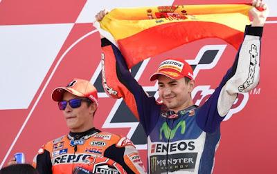Lorenzo: 'Marquez Pasti Sudah Kapok Bantu Saya Juara Dunia'