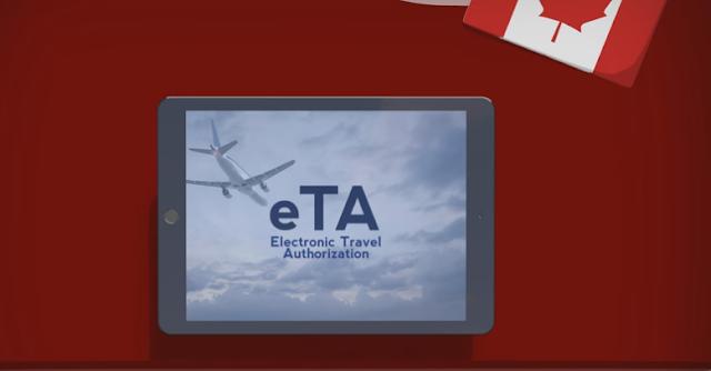 Electronic Travel Authorization (eTA) ou Autorização Eletrônica de Viagem (AEV)