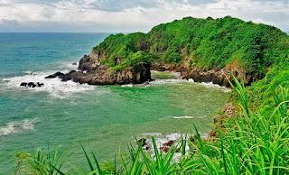 Pantai Karang Pengantin Kebumen