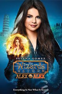 The Wizards Return: Alex vs. Alex Poster