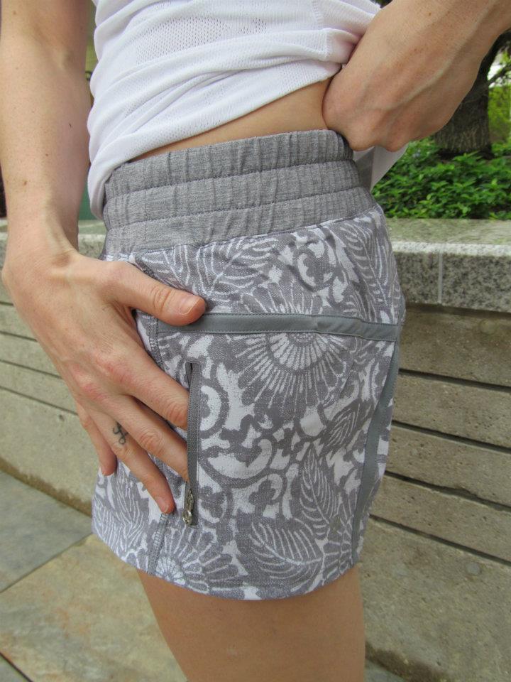 Lululemon Addict: Run: Shorty Short, Inner Peace Jacket