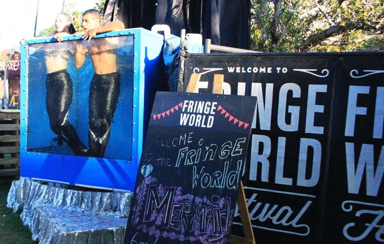 Perth Day 3 - Fringe World Festival 2015