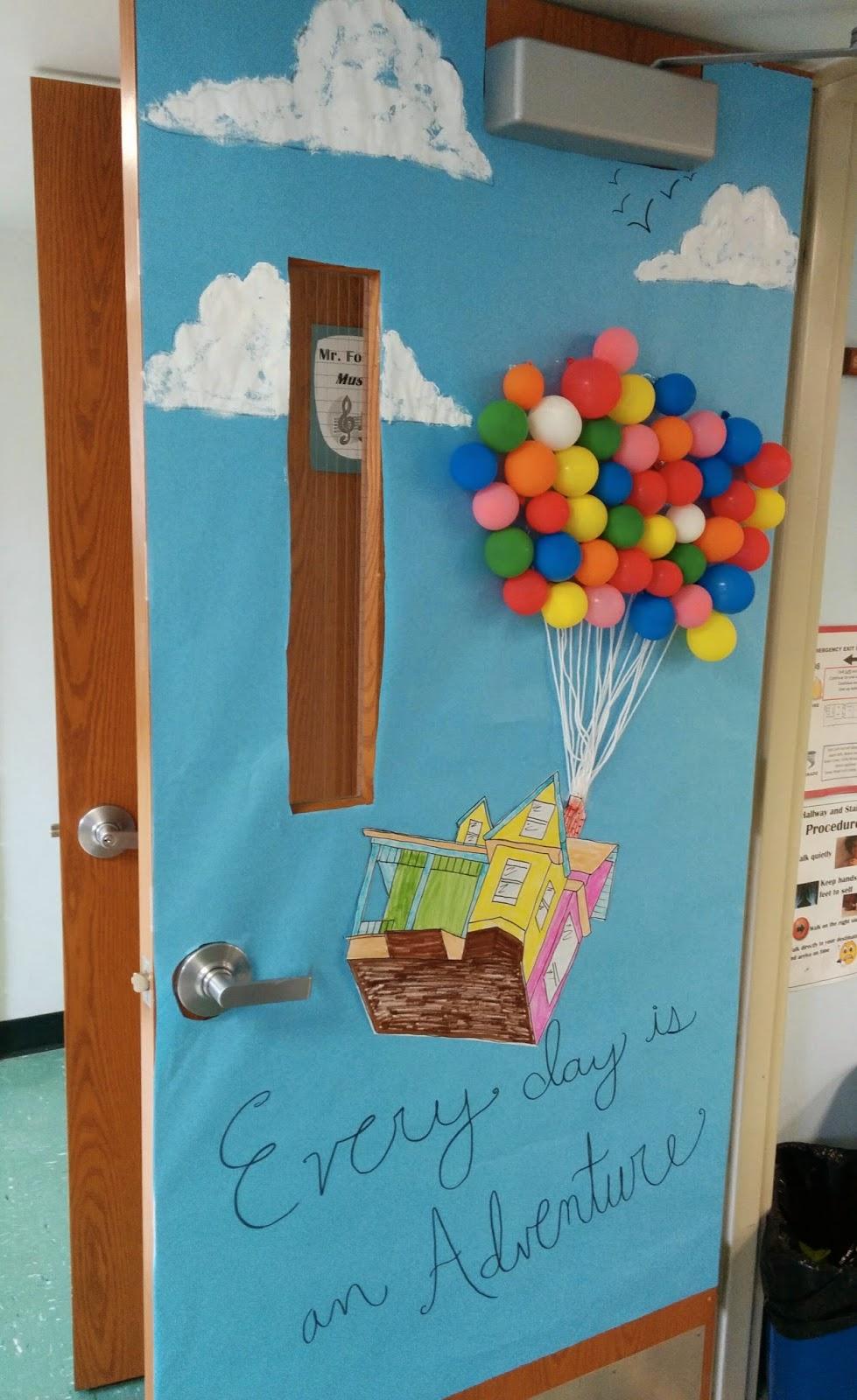 Classroom Door Decorating Art Gone Loco