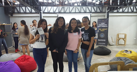 First Ever TECH LADIES Event in the Philippines