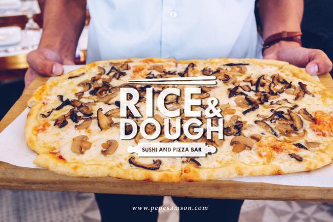 Rice & Dough: Carb-ivore Heaven