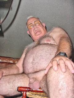 naked elderly men