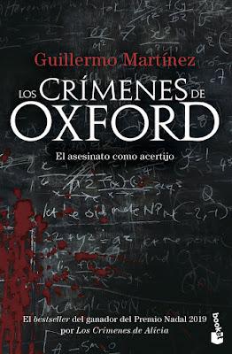 Los crímenes de Oxford - Guillermo Martínez (2003)