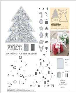 DIY Designerpapier mit Stempelset Iconic Christmas von Stampin' Up! Demonstratorin in Coburg Susis Basteltipps weihnachtskarte geschenkverpackung