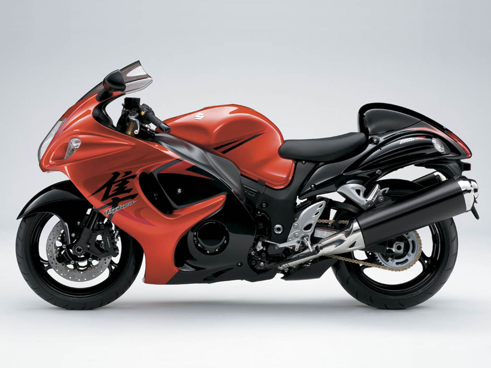 Suzuki Hayabusa GSX1300R Bike Wallpapers - Salon des Refusés