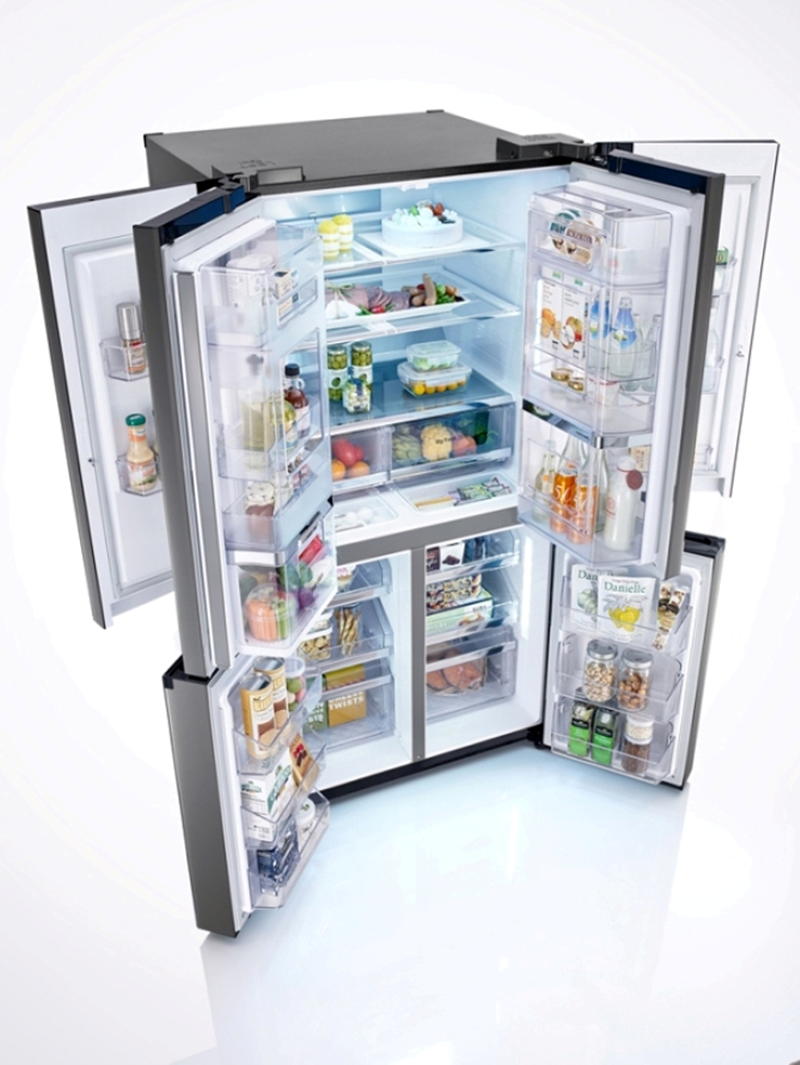 LG's advanced refrigerators!