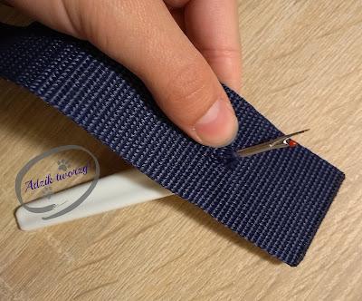 jak zrobić pasek do spodni