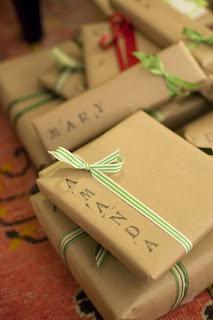 3 Ideas de paquetes bien envueltos
