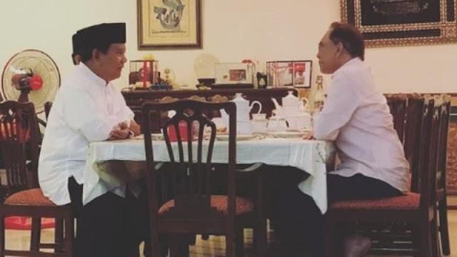 Prabowo Temui Anwar Ibrahim, Ini yang Dibahas