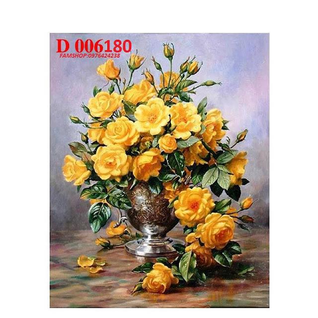 Tranh son dau so hoa o Mai Dich