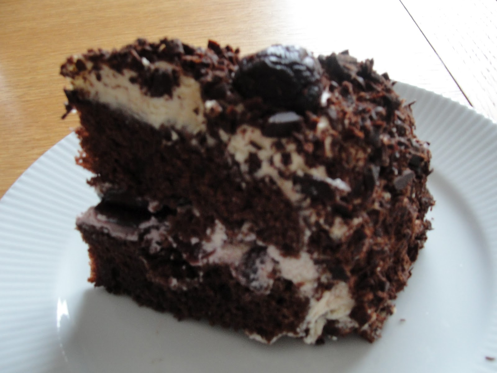Black Forest Cake Recipe Joy Of Baking: A Desperate Housewife's Diary