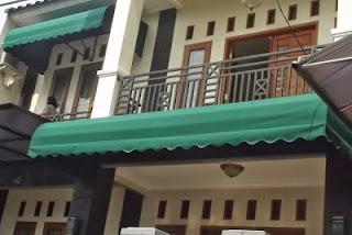 Canopy Kain Bandung