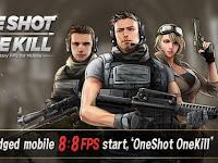 OneShot OneKill MOD APK v1.0.20.0 3D FPS Terbaru
