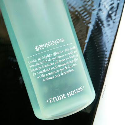 Etude House Makeup Remover Review